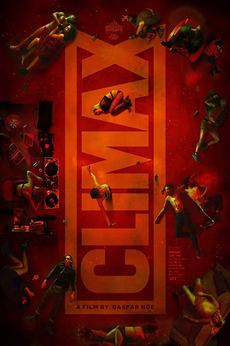 """Climax"" movie poster"