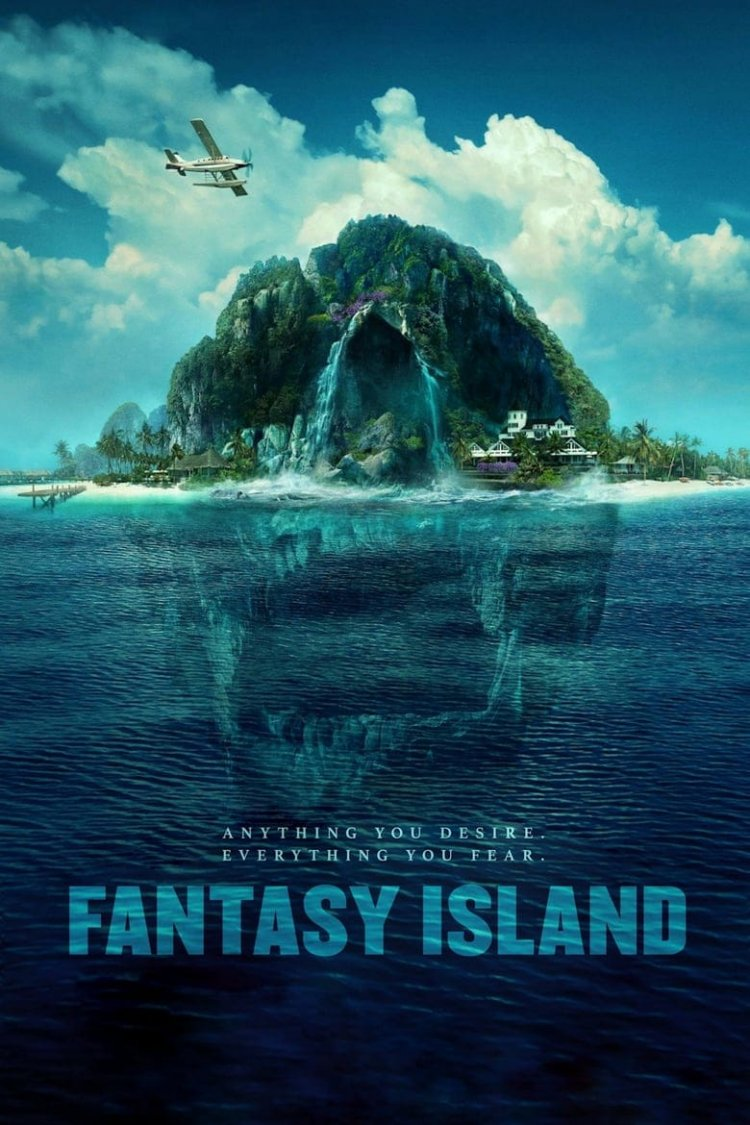 """Blumhouse's Fantasy Island"" movie poster"