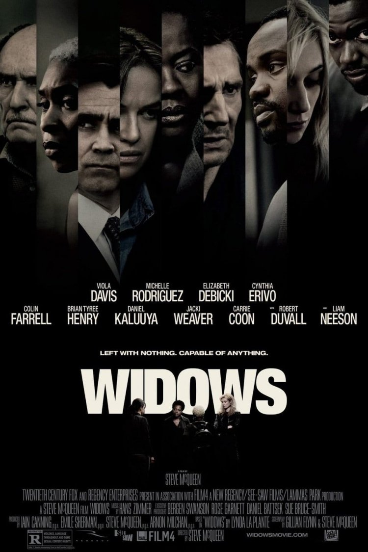 """Widows"" movie poster"