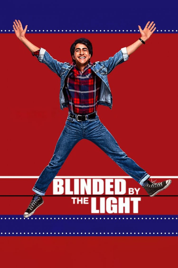 """Blinded by the Light"" movie poster"