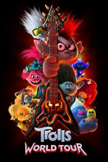 """Trolls World Tour"" movie poster"