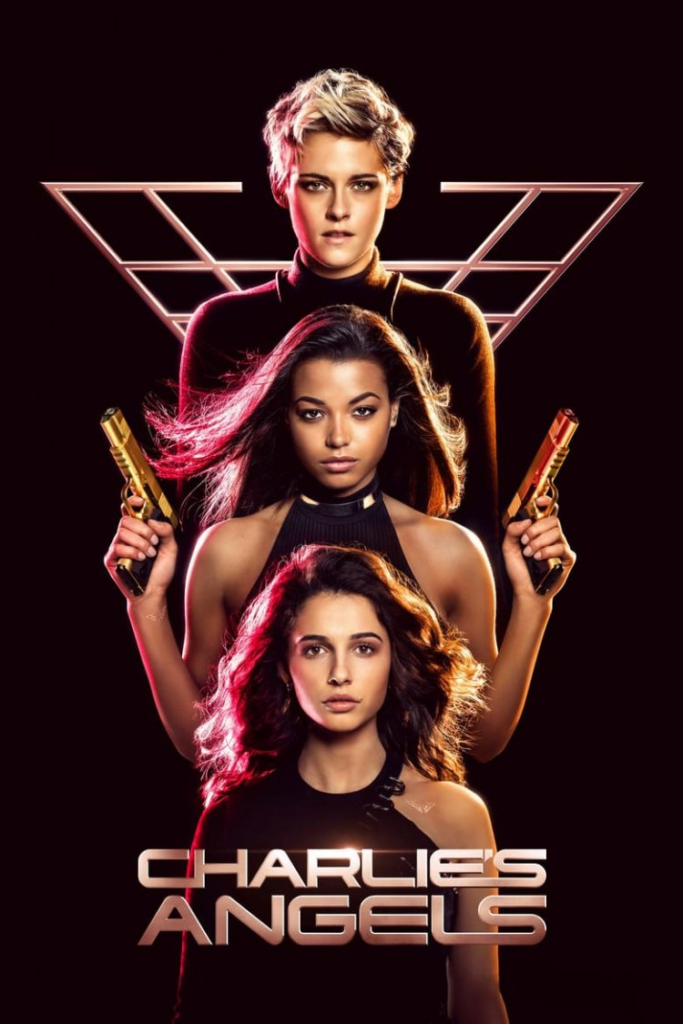 """Charlie's Angels"" movie poster"