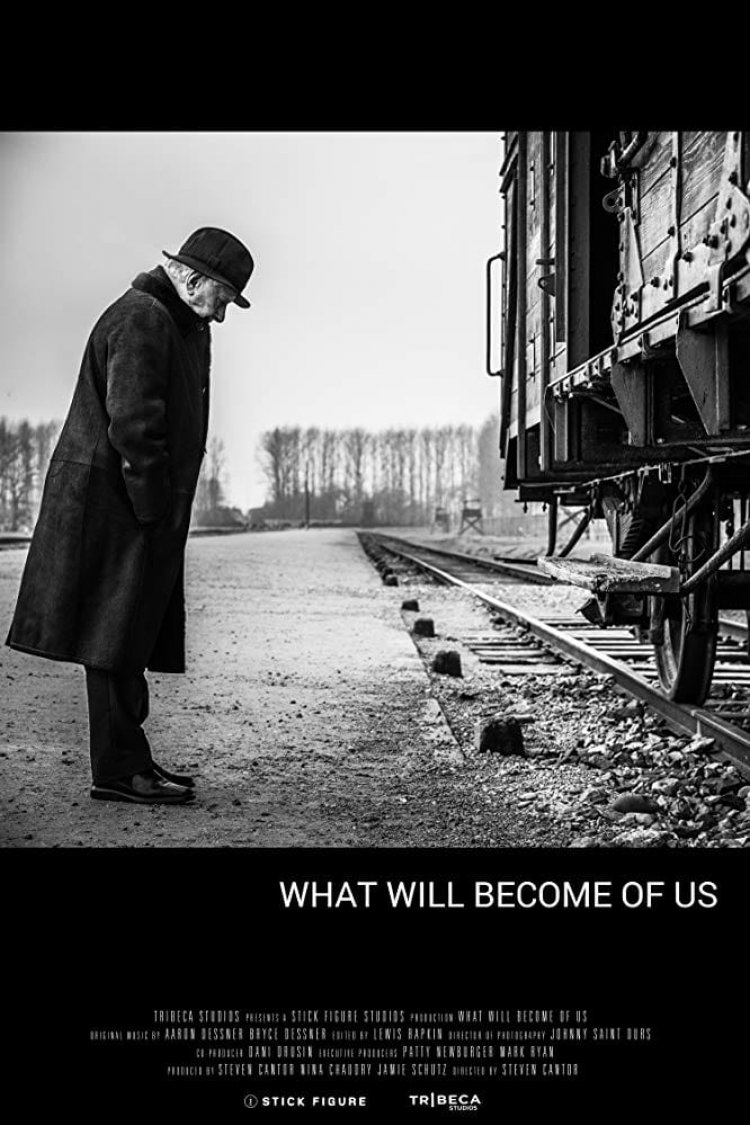 """What Will Become Of Us"" movie poster"
