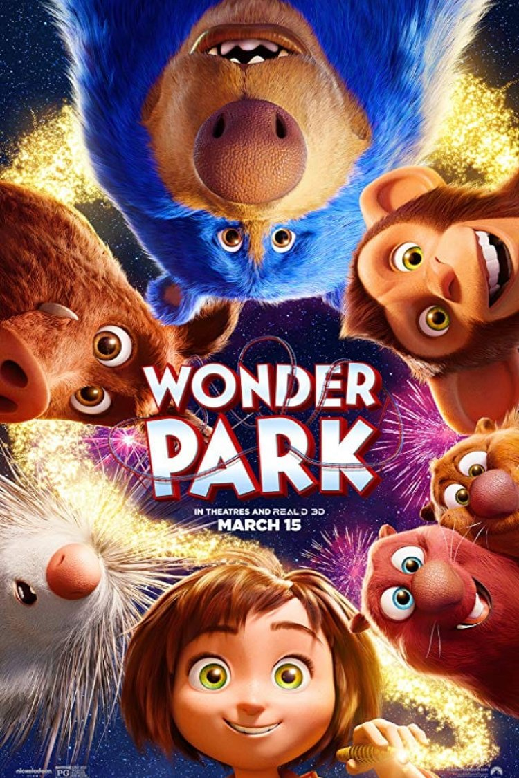 """Wonder Park"" movie poster"