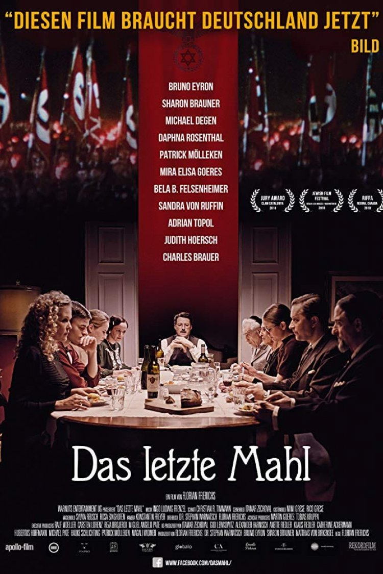 """The Last Supper"" movie poster"