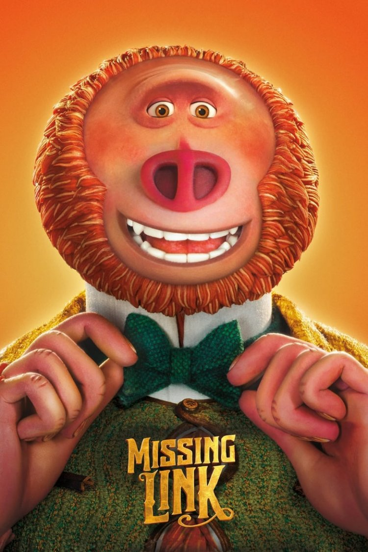 """Missing Link"" movie poster"