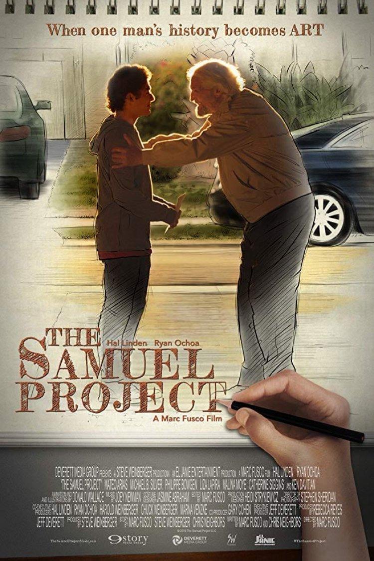 """The Samuel Project"" movie poster"