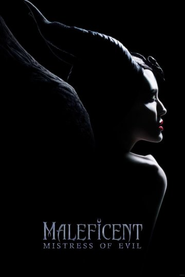 """Maleficent: Mistress of Evil"" movie poster"