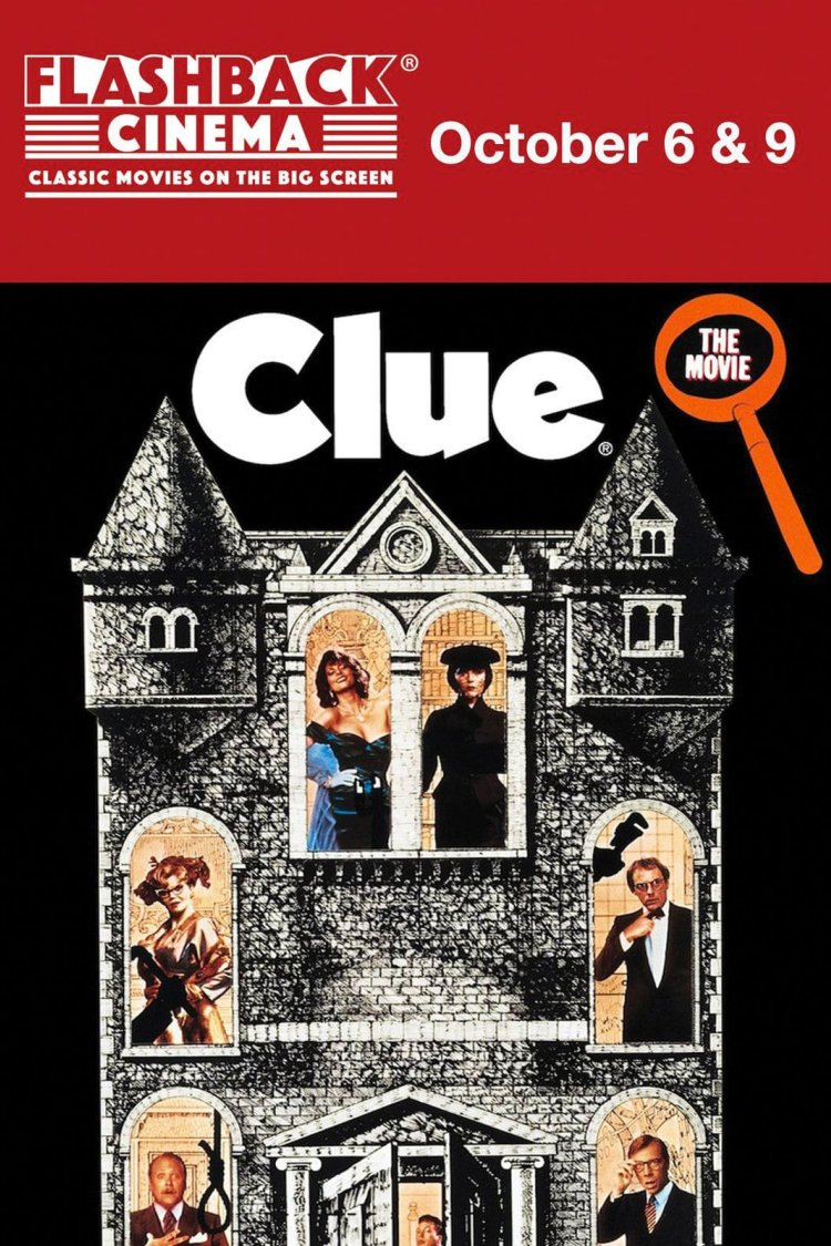 """Clue"" movie poster"
