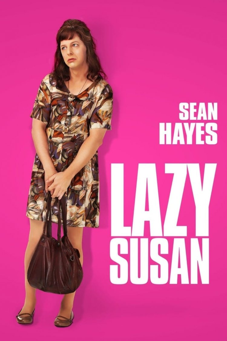 """Lazy Susan"" movie poster"