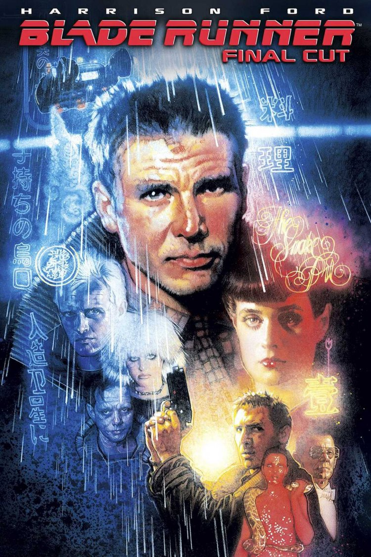 """Blade Runner: Final Cut"" movie poster"
