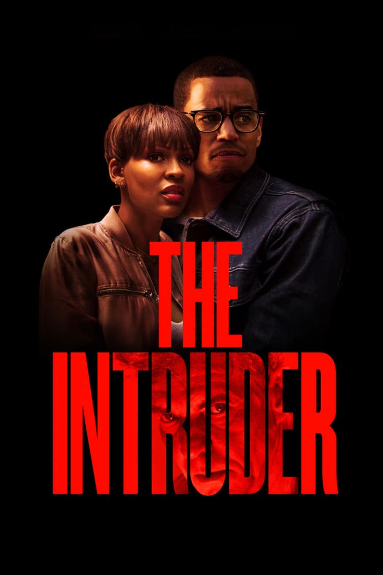 """The Intruder"" movie poster"