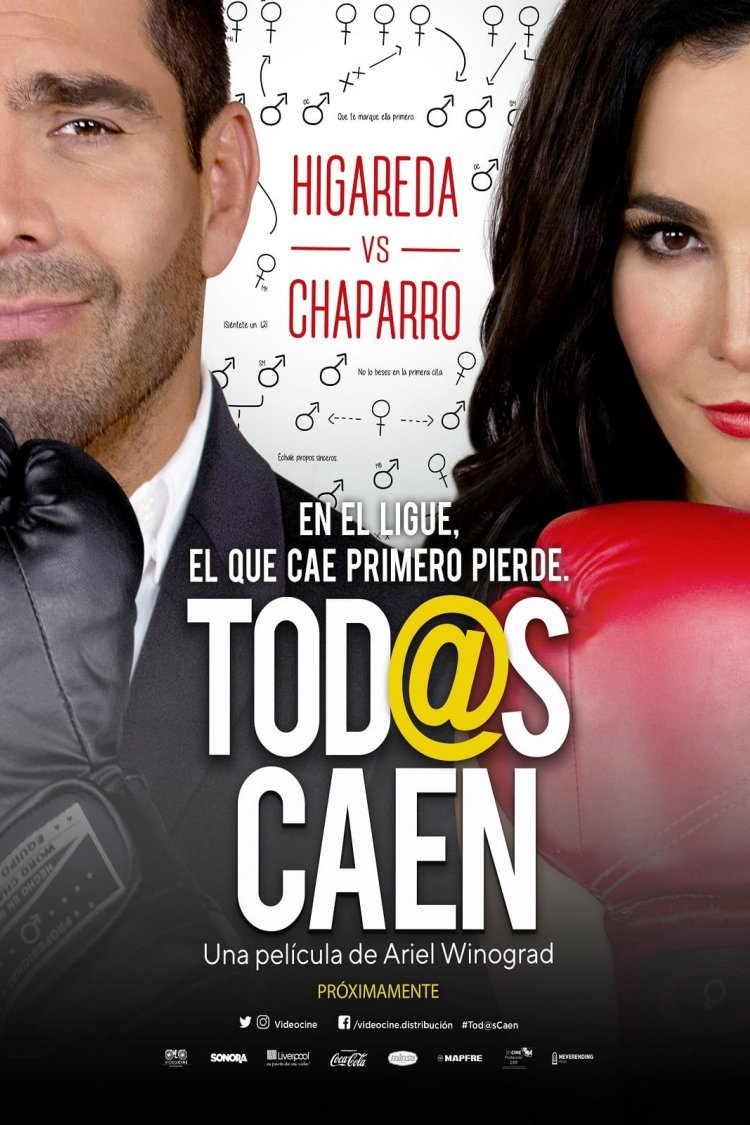 """Tod@s Caen"" movie poster"