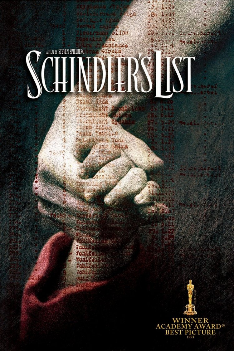 """Schindler's List"" movie poster"