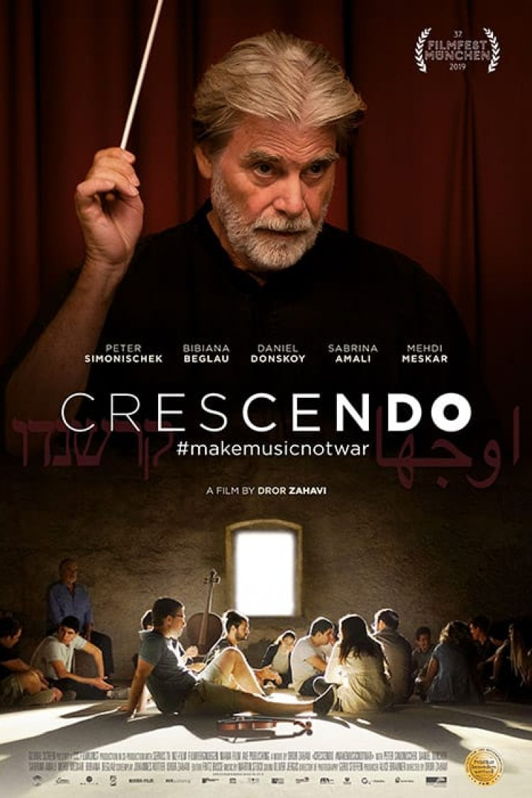 """Crescendo"" movie poster"
