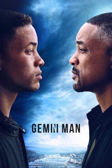 """Gemini Man"" movie poster"