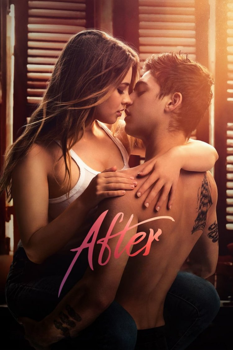 """After"" movie poster"