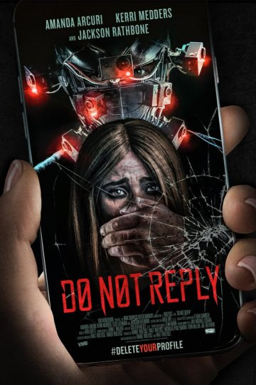 """Do Not Reply"" movie poster"