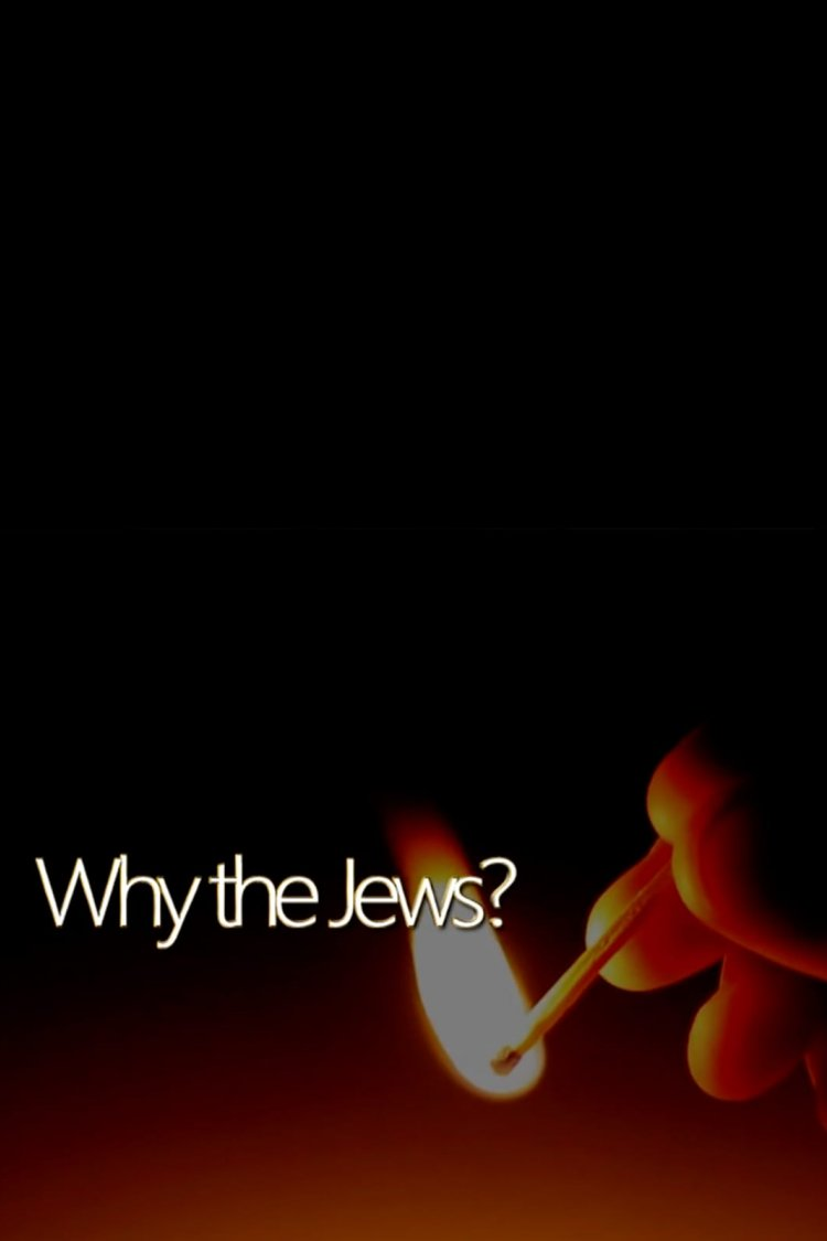 """Why The Jews?"" movie poster"