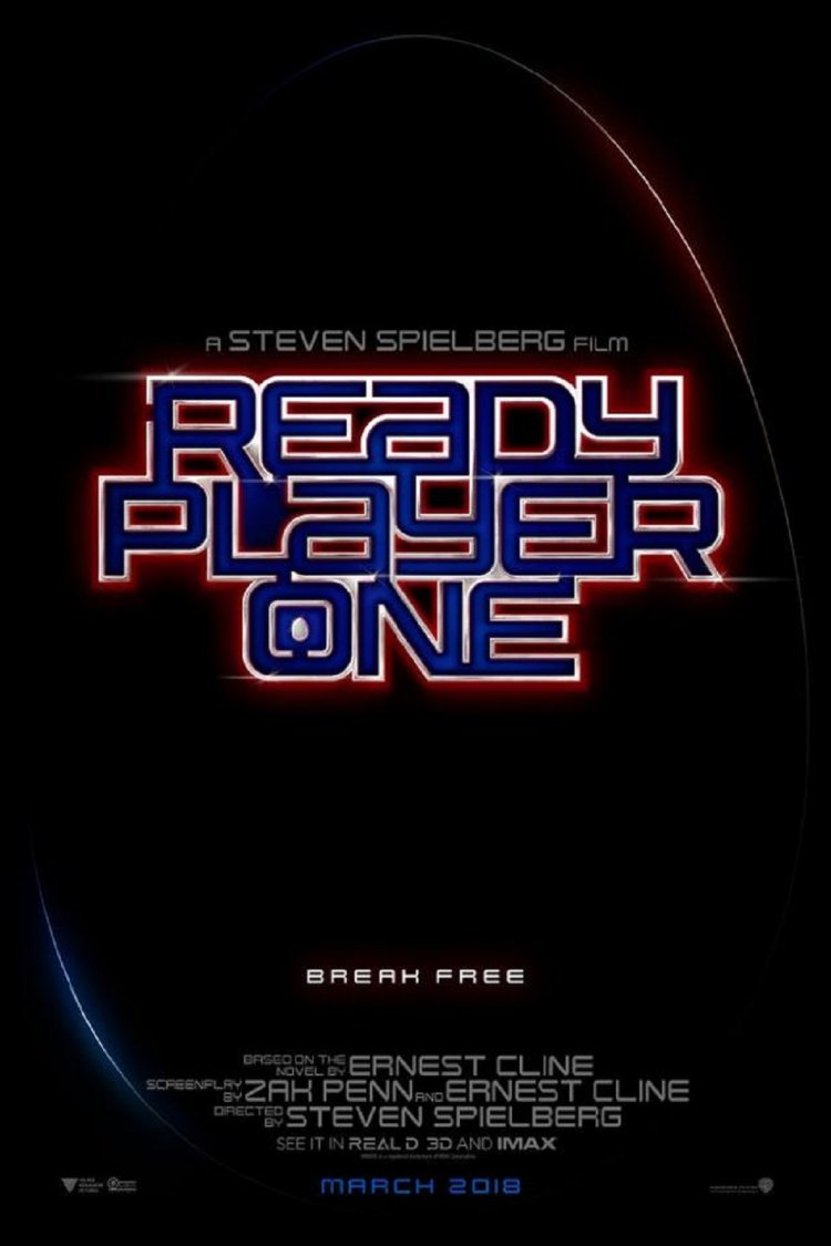 """Ready Player One"" movie poster"