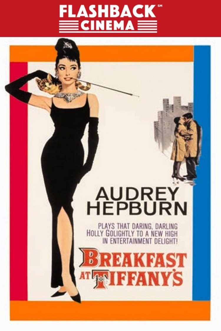 """Breakfast at Tiffany's"" movie poster"