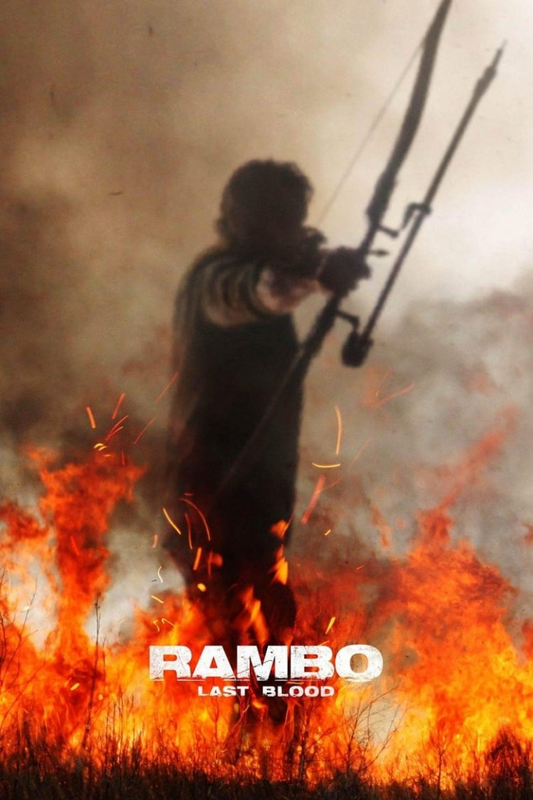 """Rambo: Last Blood"" movie poster"