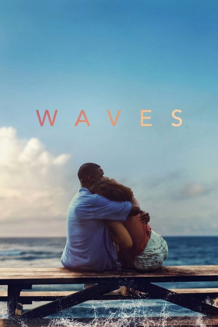 """Waves"" movie poster"