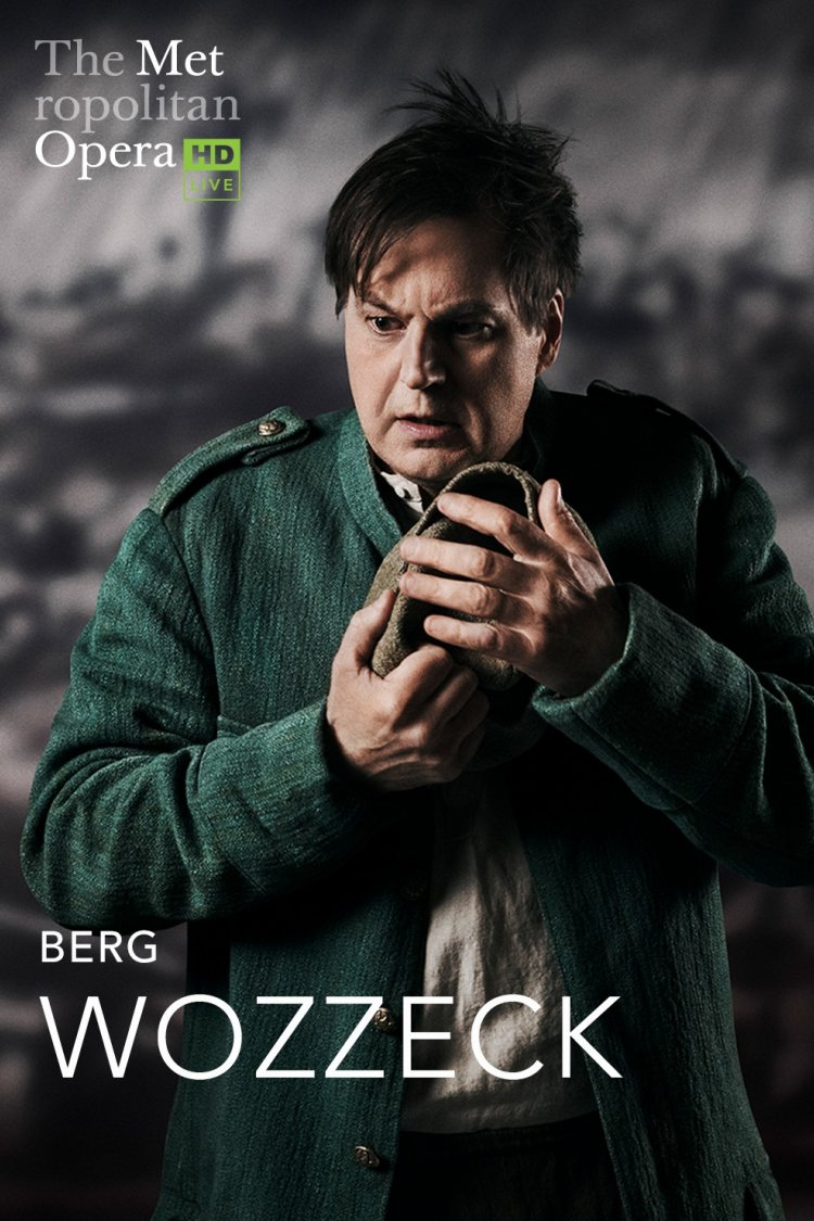 """Met: Wozzeck"" movie poster"