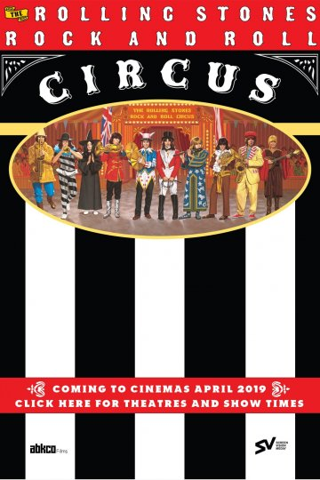 The Rolling Stones Rock & Roll Circus