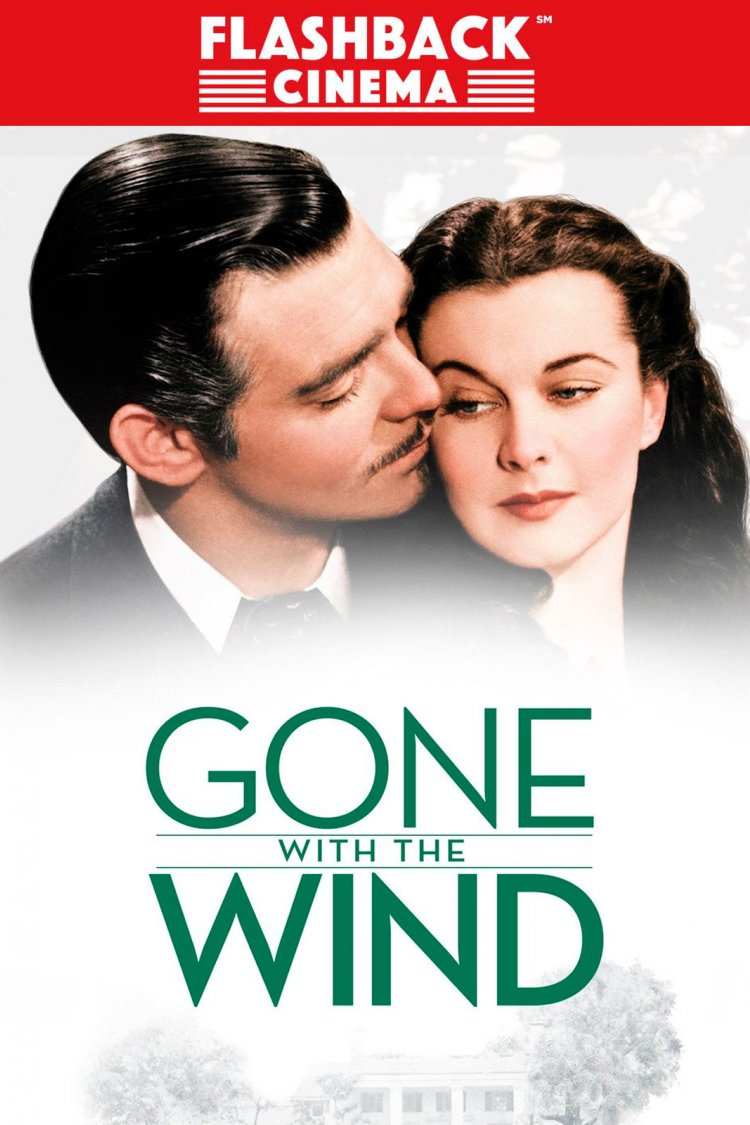 """Gone With The Wind"" movie poster"