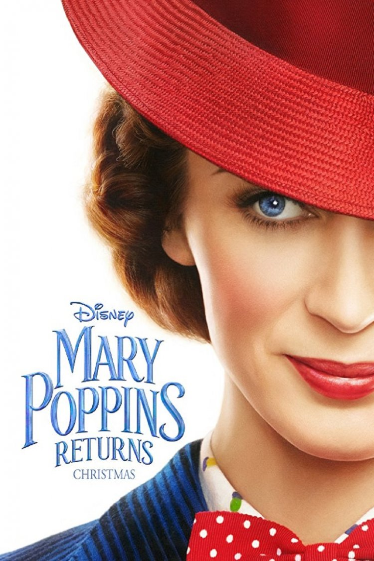 """Mary Poppins Returns"" movie poster"