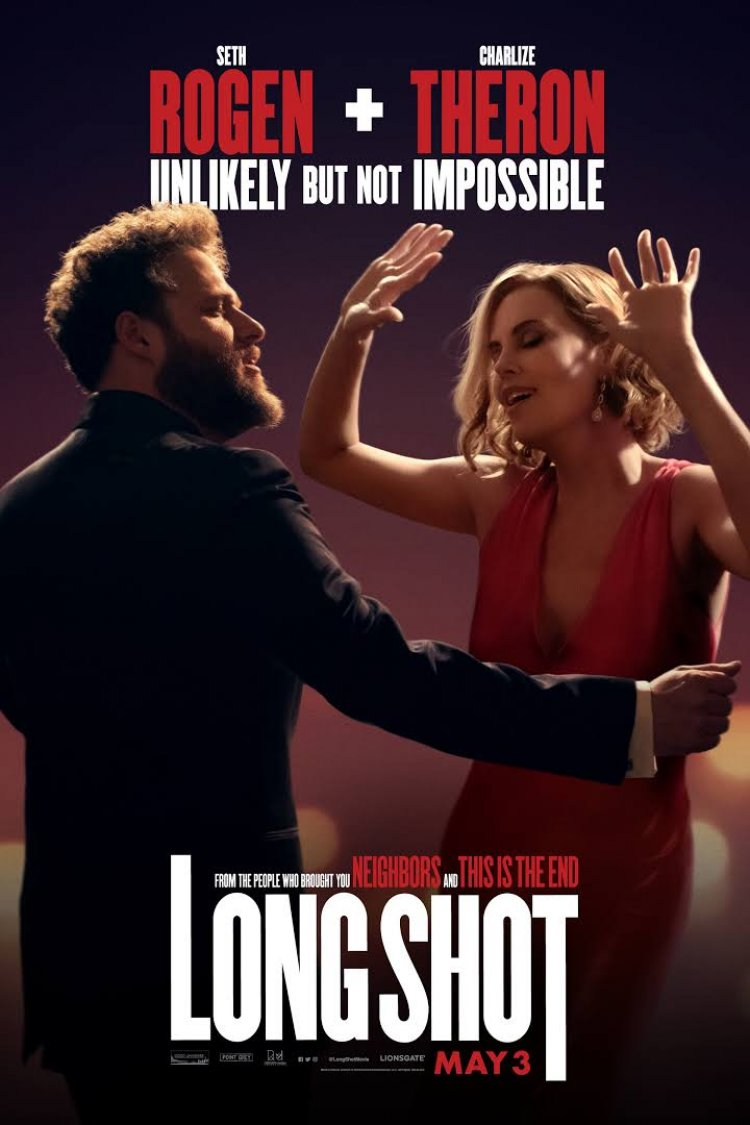 """Long Shot"" movie poster"