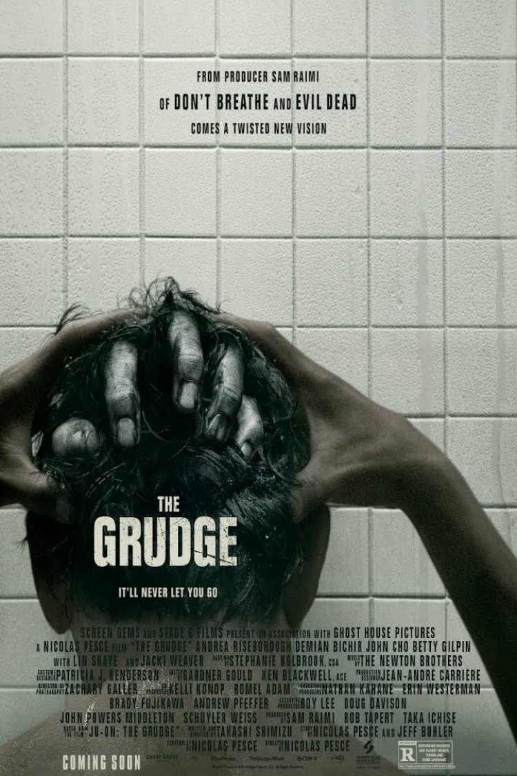 """The Grudge"" movie poster"