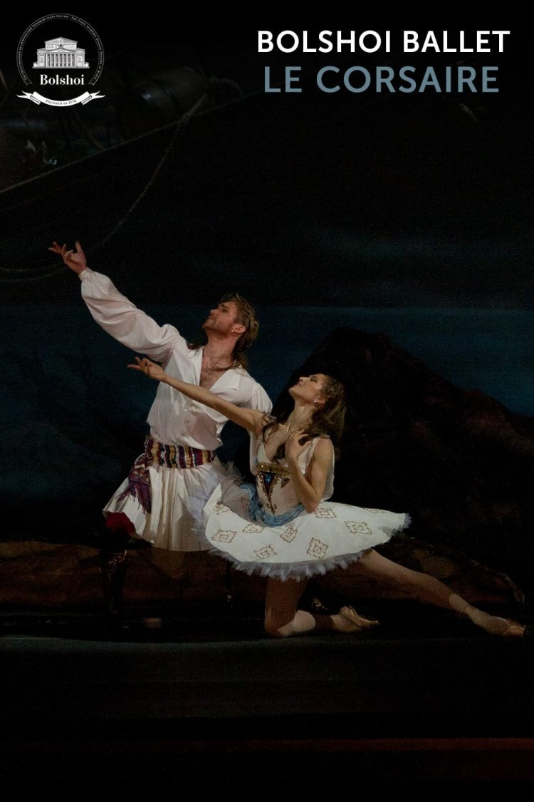 """Bolshoi Ballet: Le Corsaire"" movie poster"
