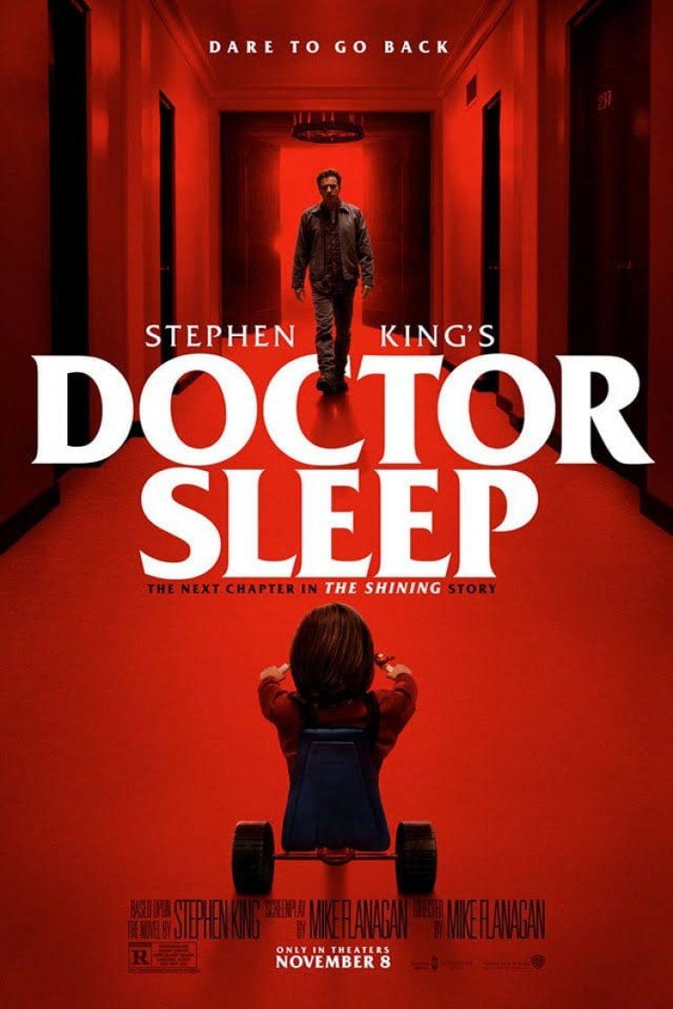"""Doctor Sleep"" movie poster"