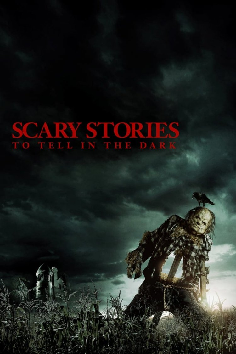 """Scary Stories to Tell in the Dark"" movie poster"