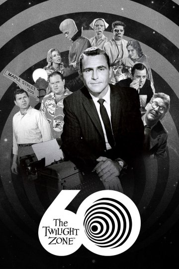 """The Twilight Zone: 60th Anniversary Celebration"" movie poster"