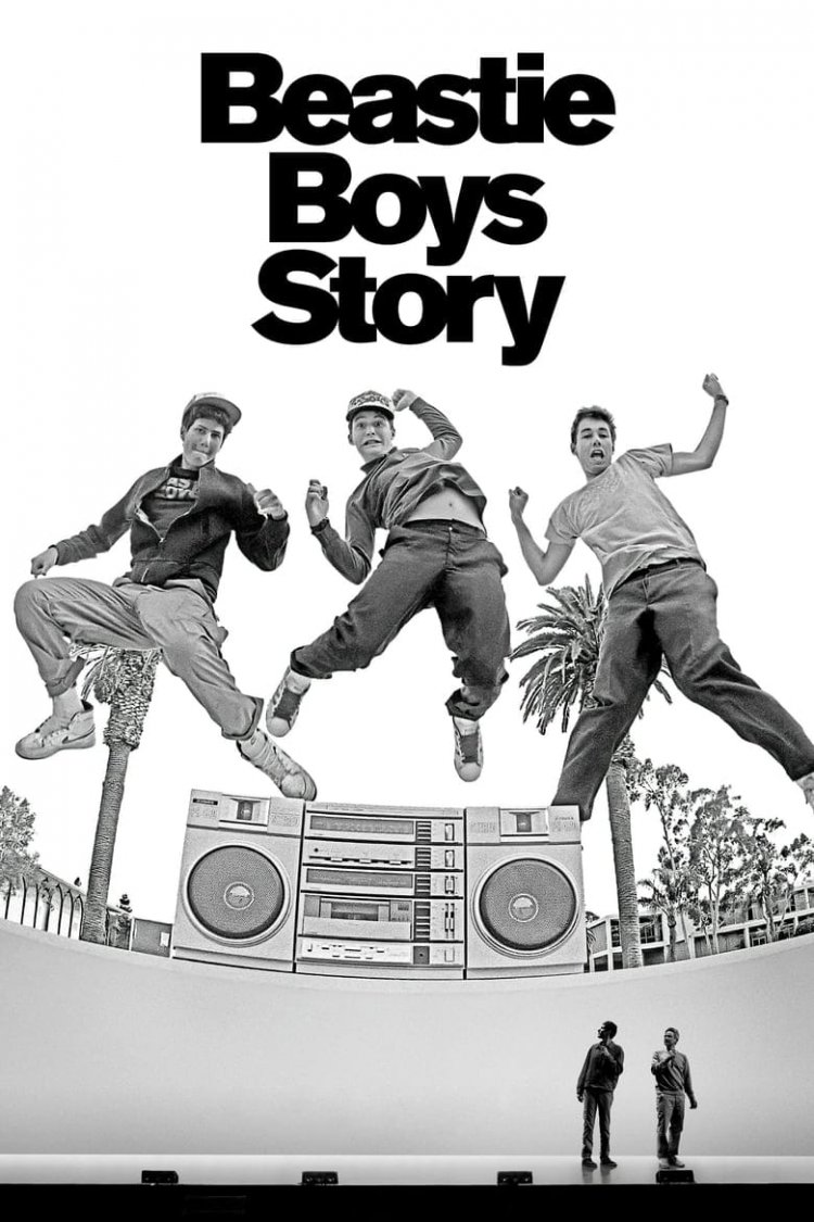 """Beastie Boys Story"" movie poster"