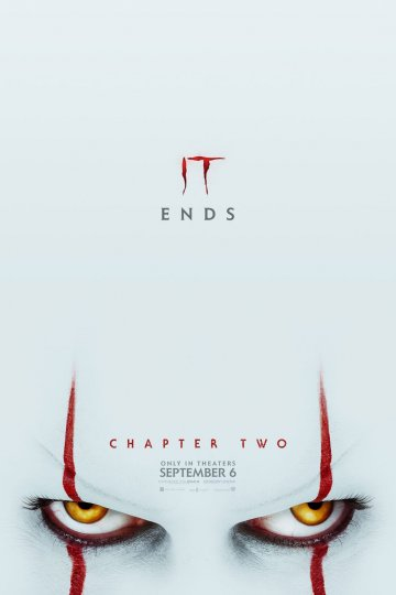 """It: Chapter Two"" movie poster"