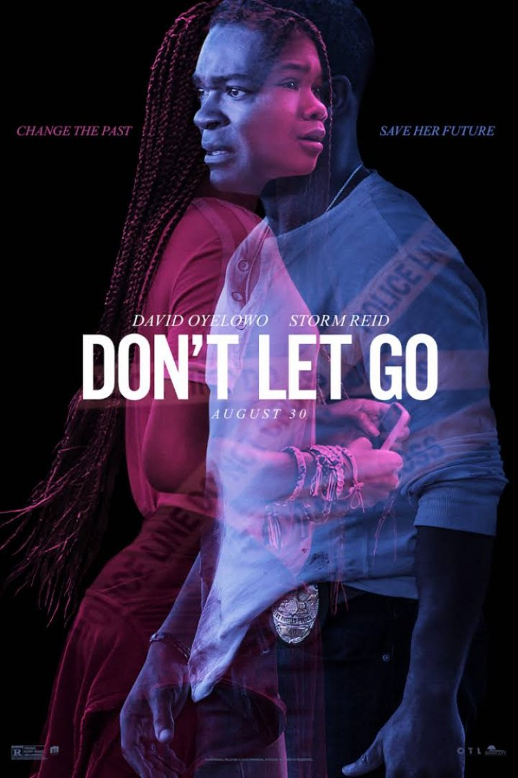 """Don't Let Go"" movie poster"