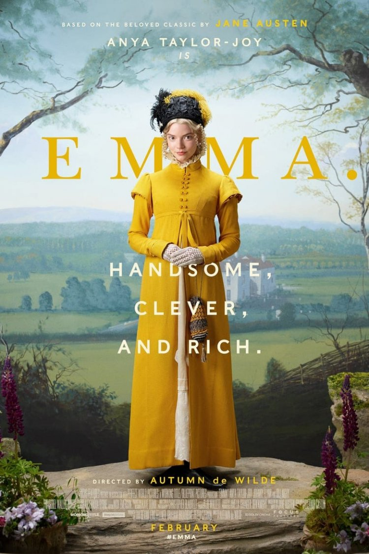 """Emma"" movie poster"