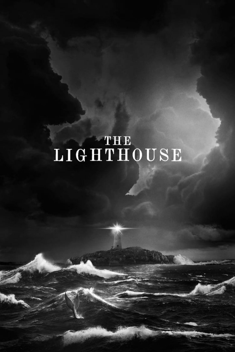 """The Lighthouse"" movie poster"