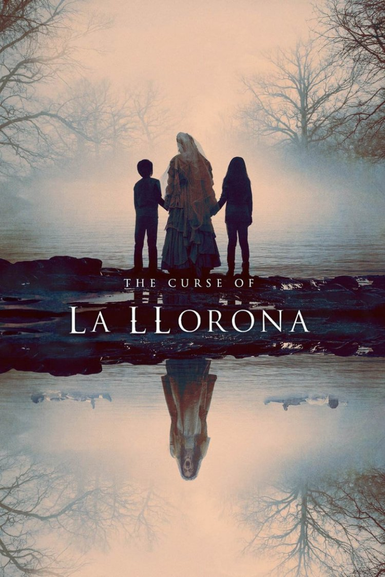 """The Curse of La Llorona"" movie poster"