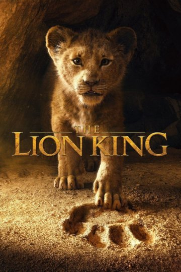 """The Lion King"" movie poster"