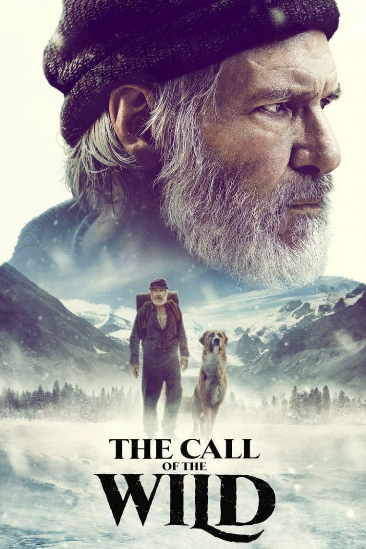 """The Call of the Wild"" movie poster"