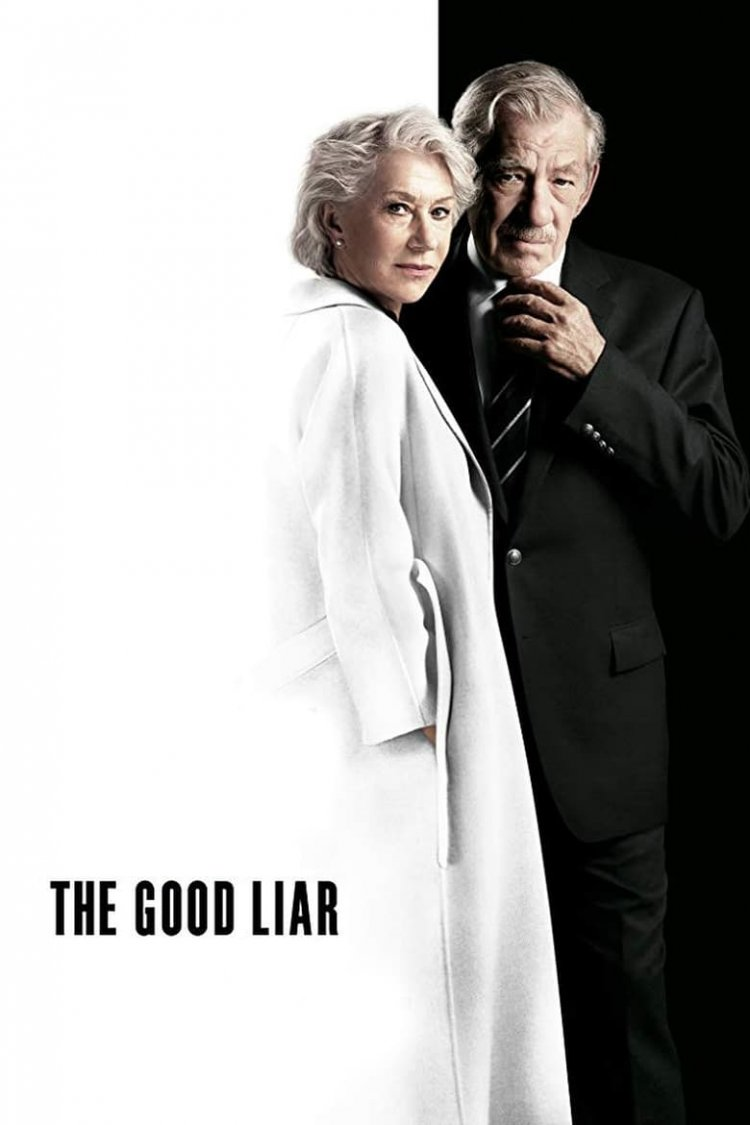 """The Good Liar"" movie poster"