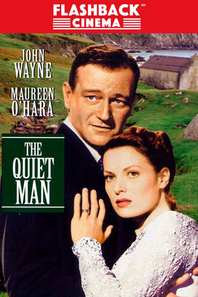 """The Quiet Man"" movie poster"