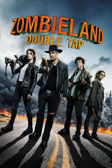"""Zombieland: Double Tap"" movie poster"