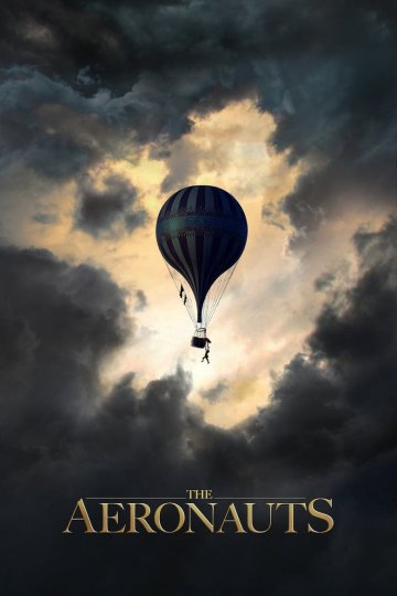 """The Aeronauts"" movie poster"