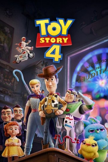 """Toy Story 4"" movie poster"